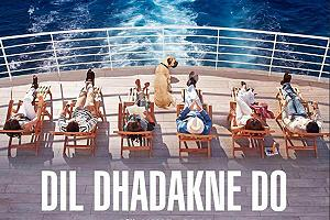Did Dhadakne Do unseen shooting photos on Pullmantur cruises