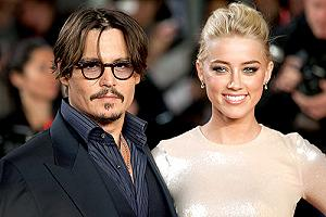 Johnny Depp and Amber Heard get married in Los Angeles
