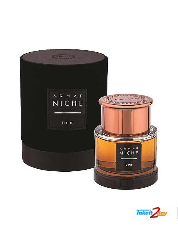 Armaf Niche Oud Perfume For Men 90 ML EDP (ARNIOU02)