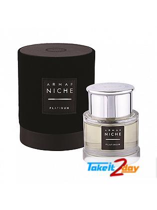 Armaf Niche Platinum Perfume For Men 90 ML EDT