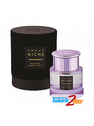 Armaf Niche Purple Amethyst Perfume For Women 90 ML EDT