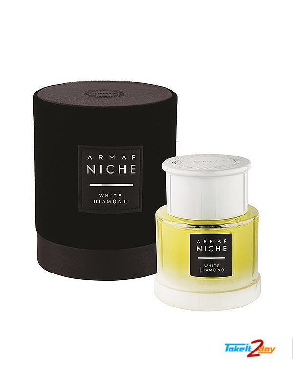 Armaf Niche White Diamond Perfume For Men 90 ML EDP (ARNIWHDI01)