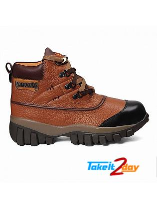 Red Chief Mens Casual Shoes Elephant Tan Colour RC007