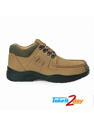 Red Chief Mens Casual Shoes Camel Colour RC1200