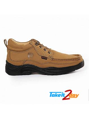 Red Chief Mens Casual Shoes Rust Colour RC1211