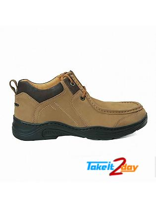 Red Chief Mens Casual Shoes Camel Colour RC1215