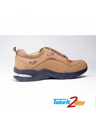 Red Chief Mens Casual Shoes Rust Colour RC1975
