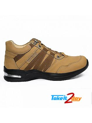 Red Chief Casual Shoes Mens Rust Colour RC1976