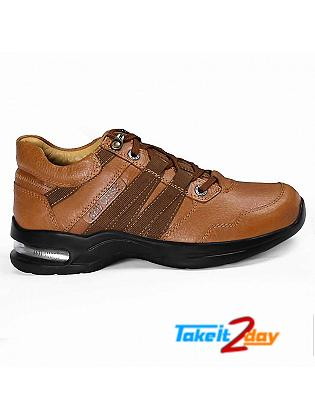 Red Chief Casual Shoes Mens Dark Brown RC1976