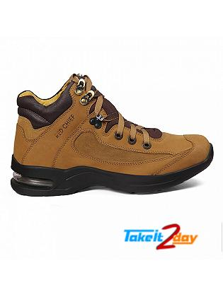 Red Chief  Casual Shoes Mens Rust Colour RC1985