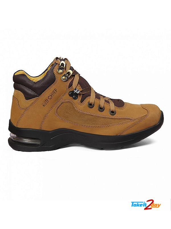 Red Chief  Casual Shoes Mens Rust Colour RC1985 (Rc1985022)