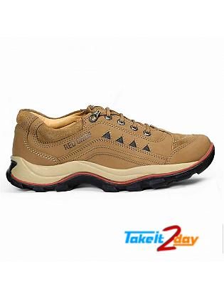 Red Chief Mens Casual Shoes Rust Colour RC2015