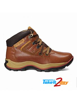 Red Chief Ankle Mens Casual Shoes Dark Brown RC2025