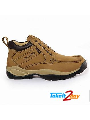 Red Chief Casual Shoes Mens Colour Rust