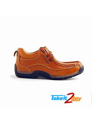 Red Chief Casual Shoes Mens Brown