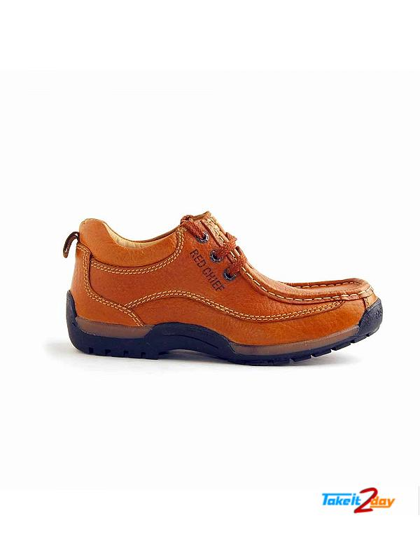 Red Chief Casual Shoes Mens Brown (Rc2104107)
