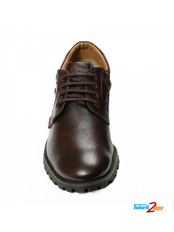 f00d40fb2e2 Red Chief Formal Shoes For Men Dark Brown (RC2396A003)
