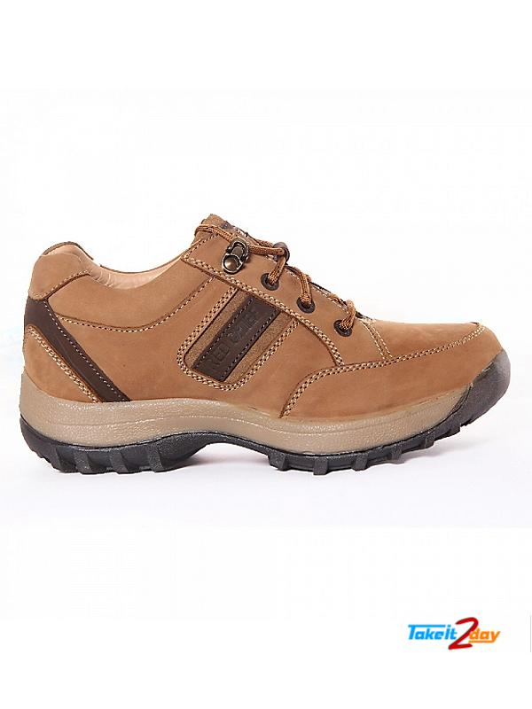 Red Chief Casual Shoes Mens Camel Colour (RC2803004)