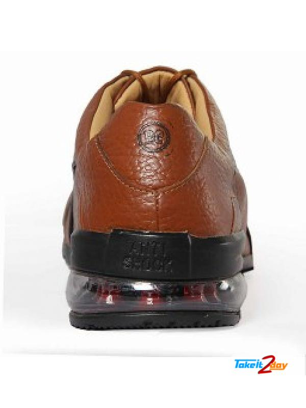 Brown Colour Casual Shoes