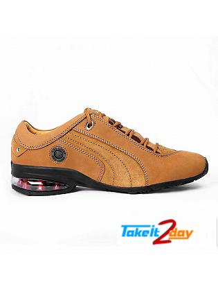 Red Chief Casual Shoes Mens Rust Colour