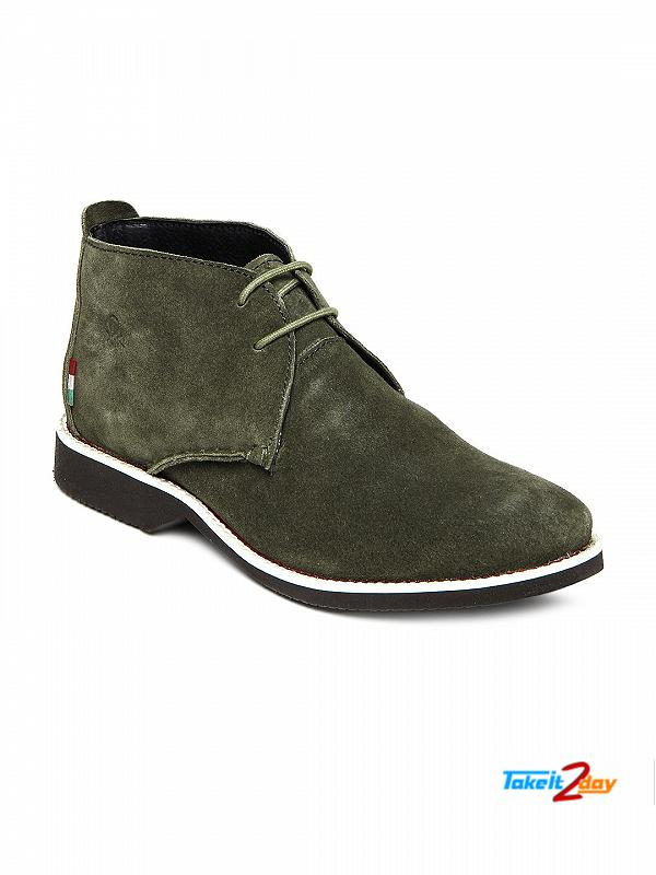 United Colors Of Benetton Men Olive