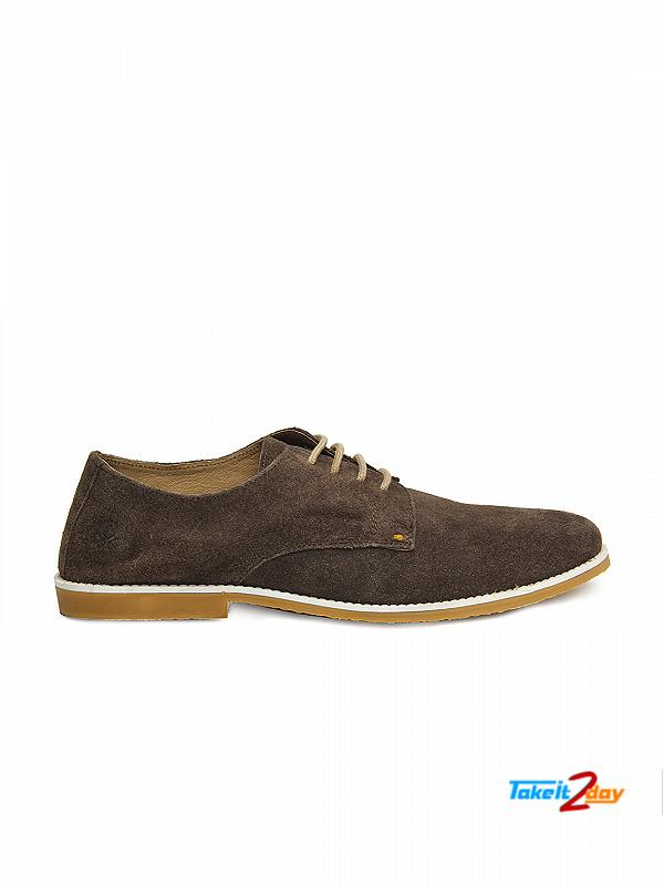 united colors of benetton brown casual shoes uni02