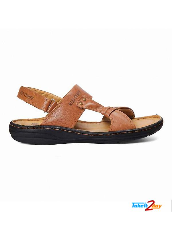 5ec373baf Red Chief Mens Casual Sandals Floaters G Tan (RC1084287)
