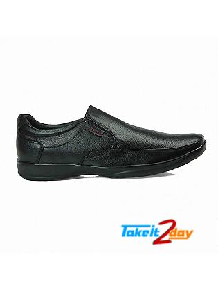 Red Chief Formal Shoes Mens Black Colour RC1091