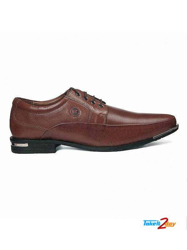 Red Chief Formal Shoes Mens Dark Brown Colour RC1516