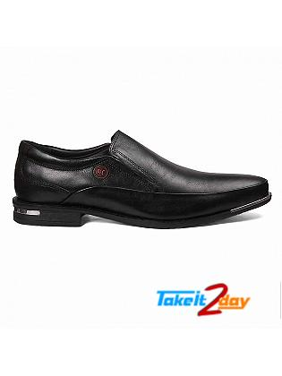 Red Chief Formal Shoes  Mens Black Colour RC1517
