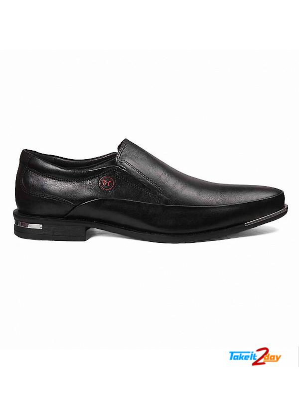 Red Chief Formal Shoes Mens Black
