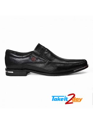 Red Chief  Formal Shoes Mens Black RC1518