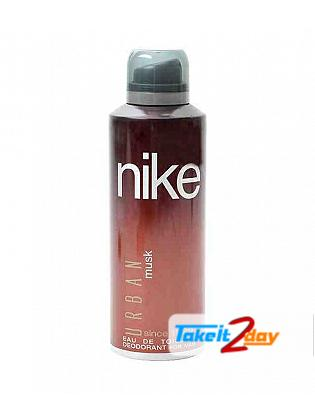 Nike Urban Musk Deodorant Body Spray For Men 200 ML