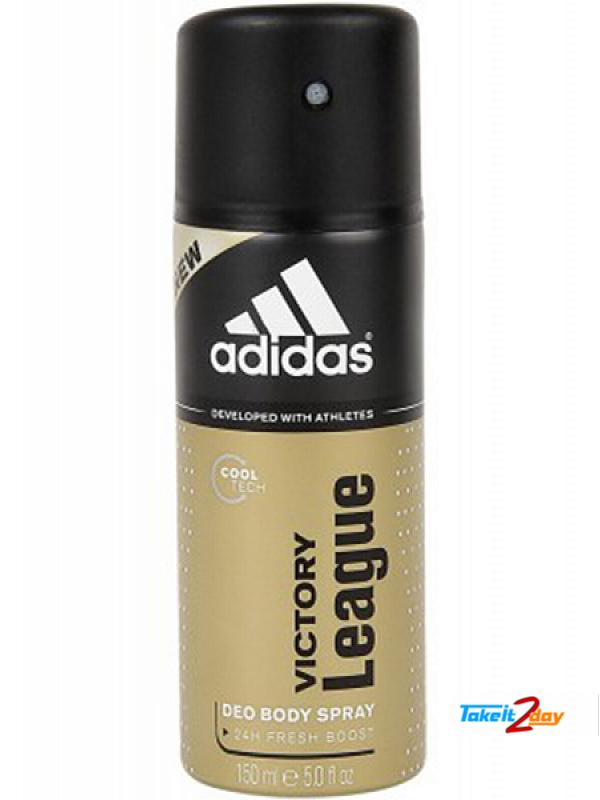 Adidas Victory League Deodorant Body Spray For Men 150 ML