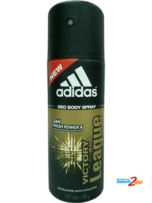 Adidas Victory League Deodorant Body Spray For Men 150 Ml