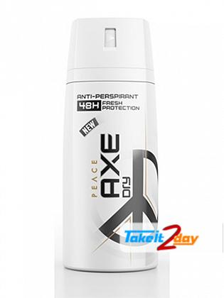 Axe Dry Peace Anti Perspiration Body Spray 48 Hour Protection 150 ML