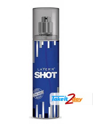 Layer'r shot Deep Desire Deodorant Body Spray For Men 135 ML