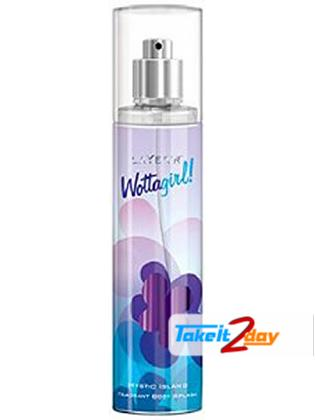 Layer'r Wattagirl Mystic Island Deodorant Body Spray For Women 135 ML