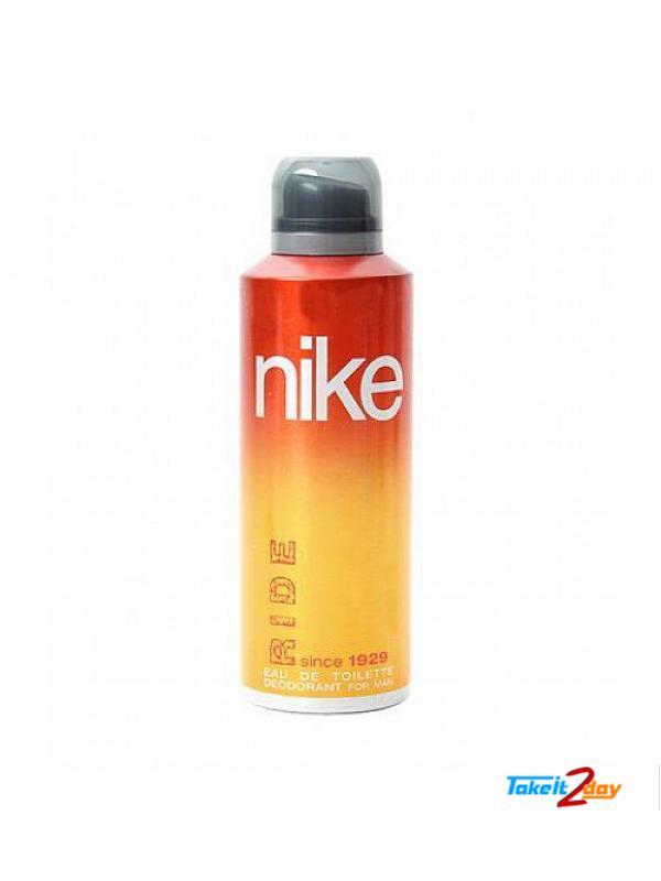 Nike Ride Deodorant Body Spray For Men 200 ML (NIRI01)