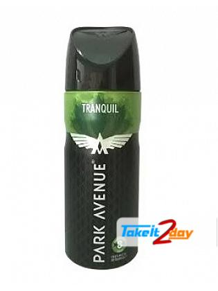 Park Avenue Tranquil Deodorant Body Spray For Men 150 ML
