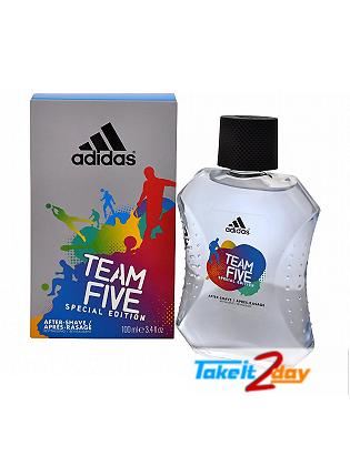 Adidas Team Five Perfume For Men 100 ml - Cologne
