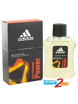 Adidas Extreme Power 100 ML Edu De Toilette