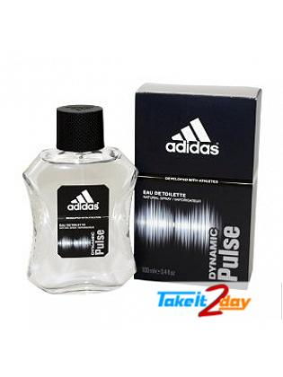 Adidas Dynamic Pulse Perfume 100 ML Edu De Toilette