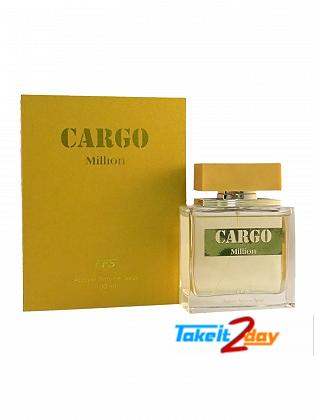 CFS Cargo Million Perfume For Men 100 ML EDP