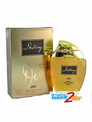 CFS Destiny Perfume For Men & Women 100 ML EDP