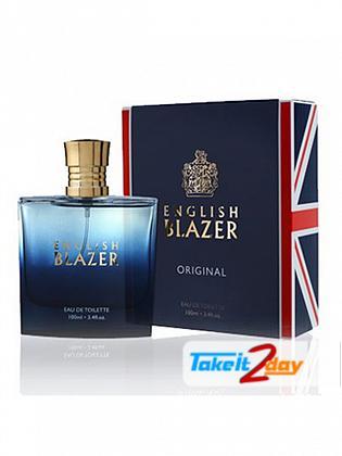 English Blazer Original For Men 100 ML EDT