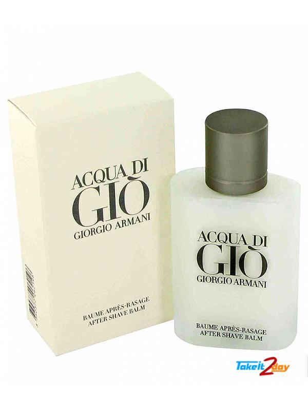 Giorgio Armani Acqua Di Gio Perfume 100 Ml Giac01