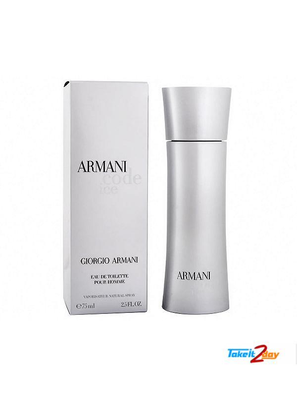 Armani Code Ice Perfume For Men - 20.2KB