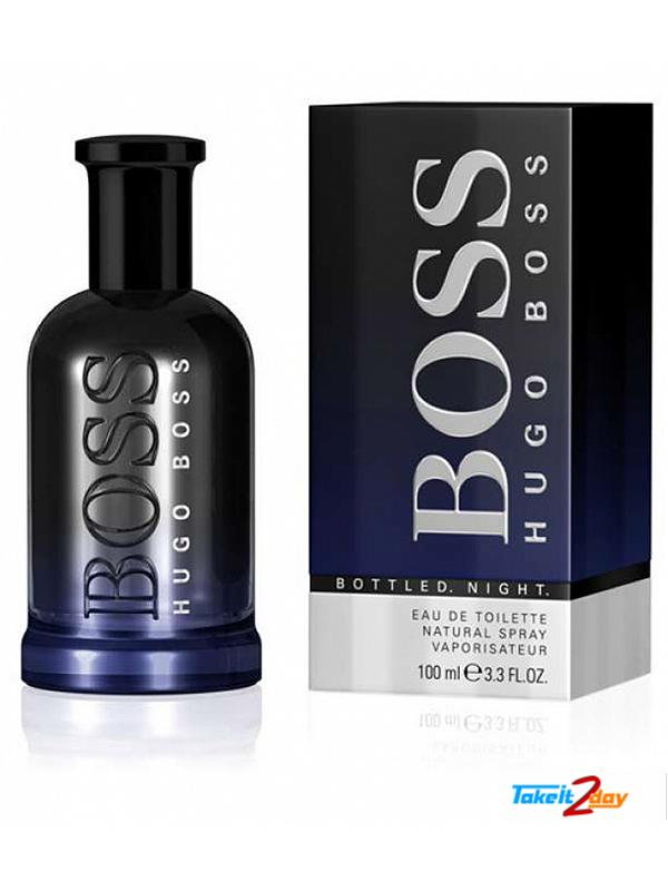 hugo boss boss bottled night perfume 100 ml huni01. Black Bedroom Furniture Sets. Home Design Ideas