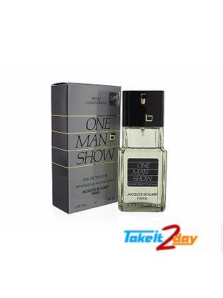 Jacques Bogart One Man Show Perfume For Men 100 ML EDT
